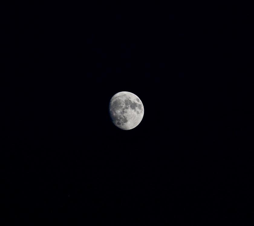 2018-10-21 Moon Shot